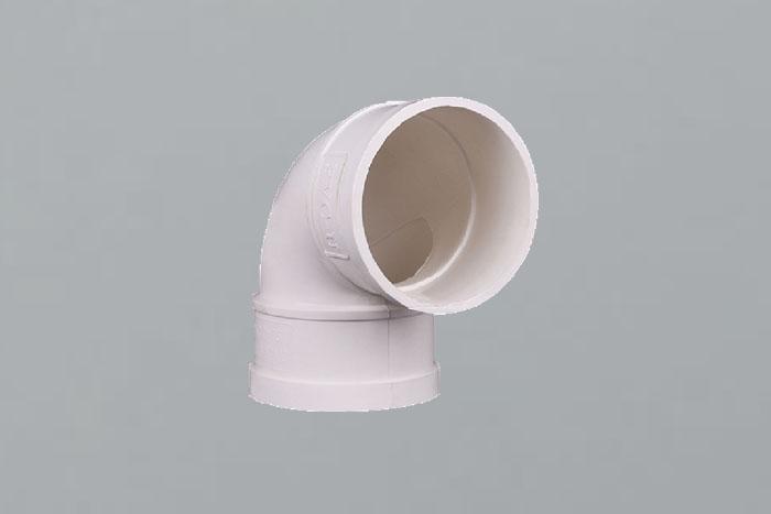 PVC90°弯头