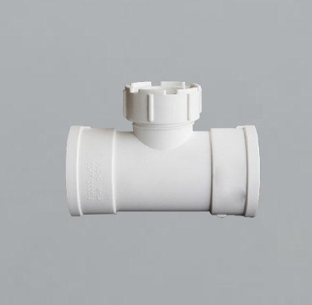 PVC立管检查口